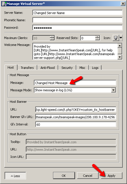 how to use a teamspeak 3 license