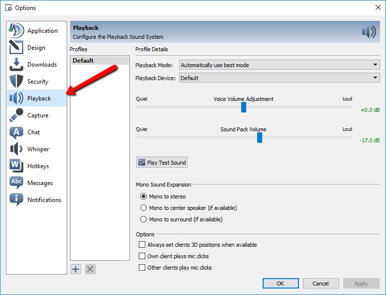Teamspeak 3 client download mac